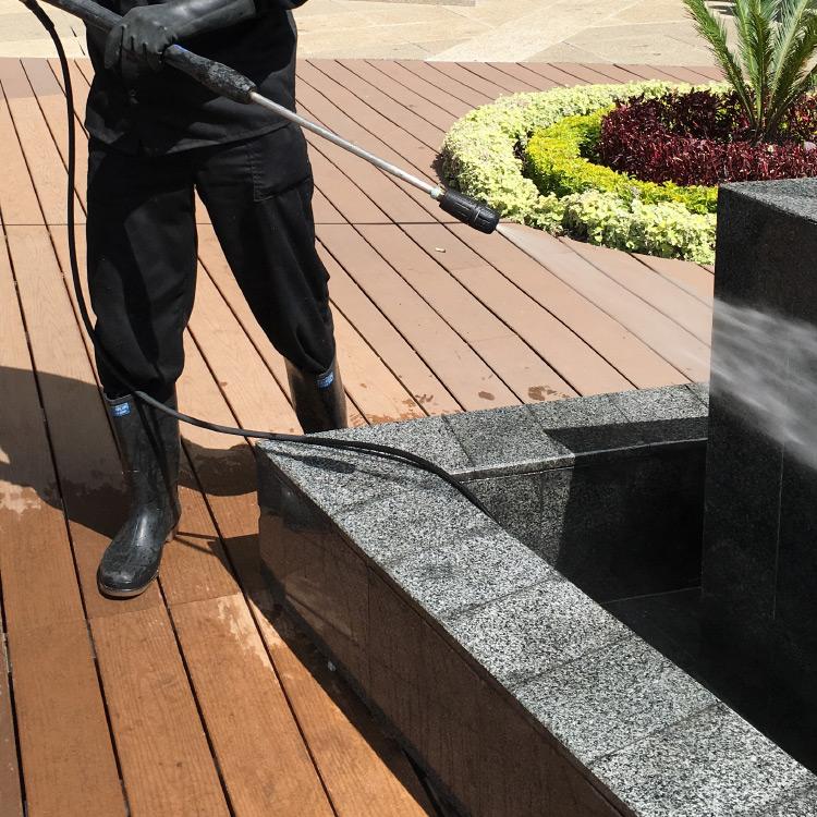 Limpieza exteriores